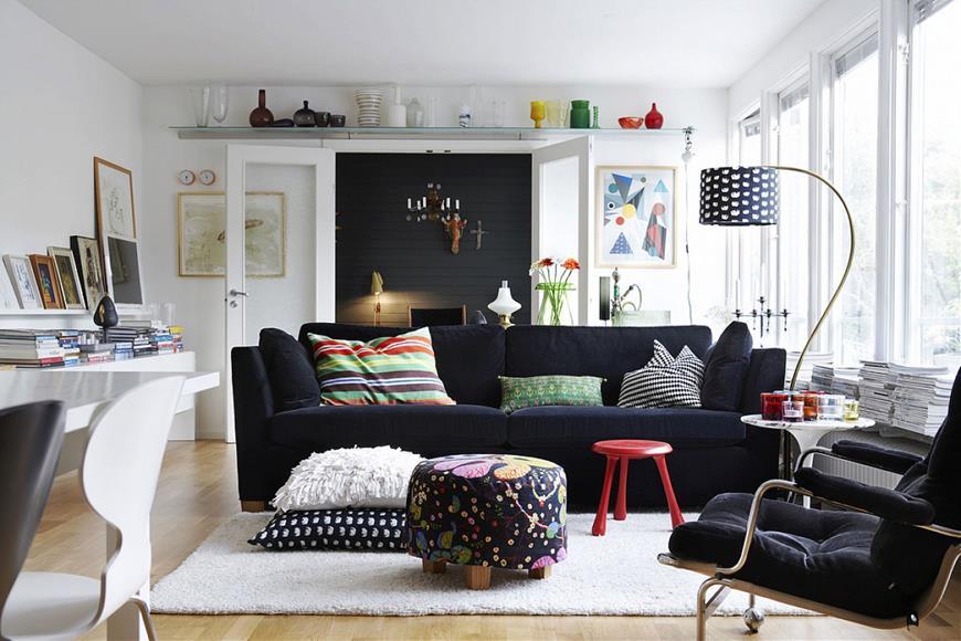 Modern Sofas Black sofa creates ultimate design at home extraordinary design Black sofa creates ultimate design at home Black sofa creates ultimate design at home Modern Sofas Black sofa creates ultimate design at home extraordinary design