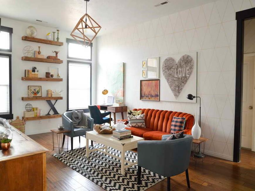 Modern Sofas Hot Trends with Vintage Sofa that You'll Love in your Home photos