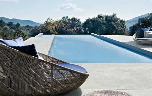 Modern sofas from Patricia Urquiola Design CANASTA'13