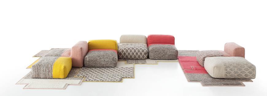 Modern sofas from Patricia Urquiola Design information Modern sofas from Patricia Urquiola Design Modern sofas from Patricia Urquiola Design Modern sofas from Patricia Urquiola Design information