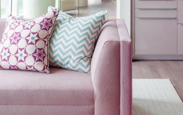 Living Room Inspiration: Modern Patterned Sofas