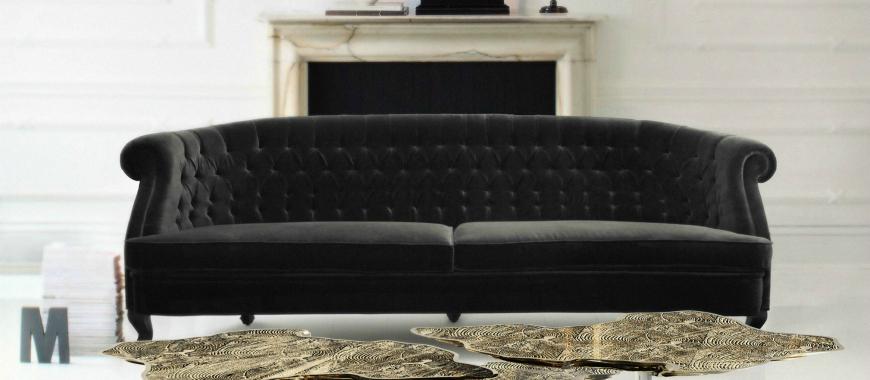 contemporary 3 seater sofas