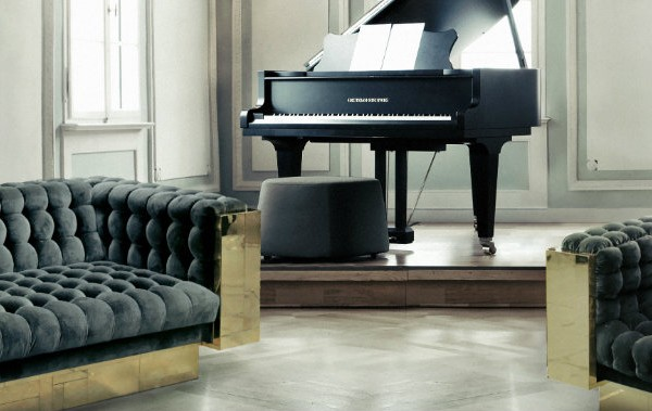 Living room inspiration: 5 modern sofas