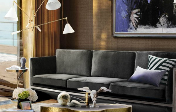 Modern & Contemporary Corner Sofas