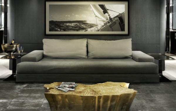 Living room inspiration - 7 Velvet Sofas to Have in Mind