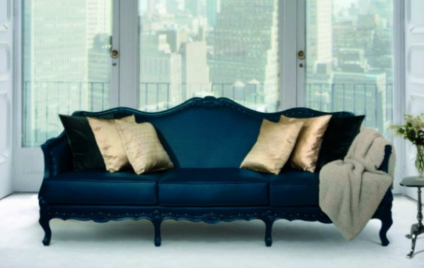 Living Room Inspiration: How To Style A Sofa How To Style A Living Room Sofa empire chandelier cover 01 1 600x380