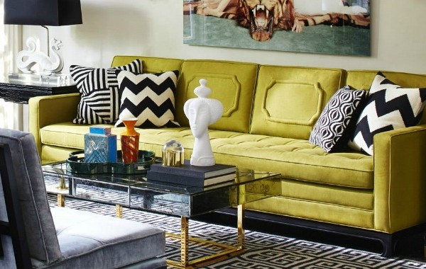 jonathan adler living room inspiration modern sofas Modern Sofas In Living Room Projects By Jonathan Adler jonathan adler living room inspiration 3 1 600x380