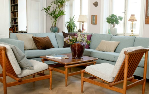 living room inspiration cotton sofas
