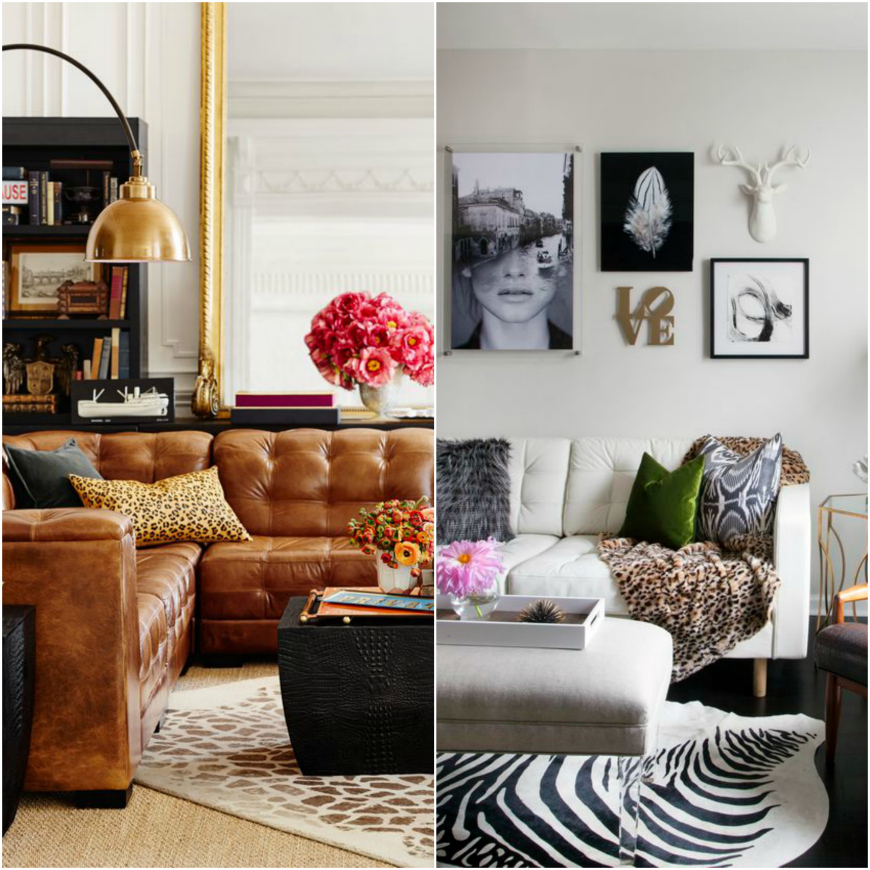 living room inspiration leather sofa