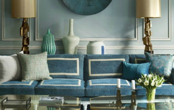 modern sofas Modern Sofas in Living Room Projects by Jean Louis Deniot Jean Louis Deniot modern sofas 8 600x380