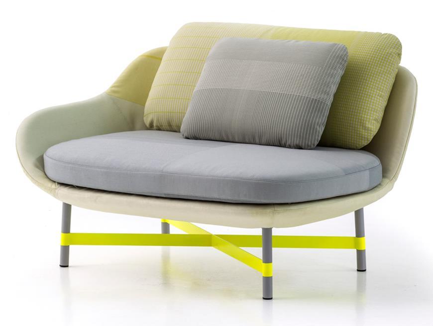 Modern sofas design  moroso Modern Sofas Design by Scholten & Baijings and Moroso Modern sofas Modern sofa design by Scholten Baijings and Moroso ottoman daybed