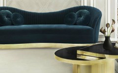 Salone del Mobile 20 new modern sofas kelly Sofa