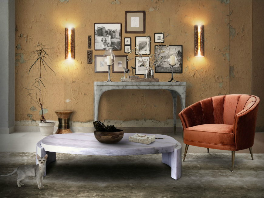 Stunning Center Tables For Your Living Room Set