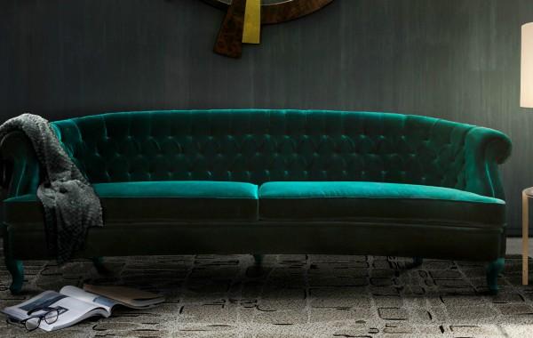10 Brilliant Family Room Design Ideas With Modern Sofas