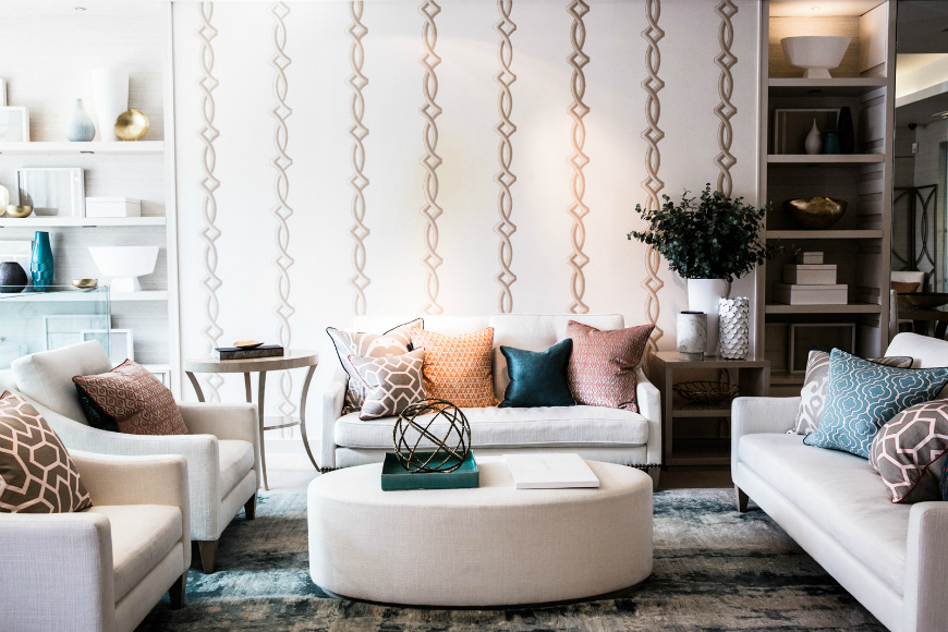 Modern Sofas in Living Room Projects by Helen Green helen green Modern Sofas In Living Room Projects ByHelen Green helen green design 10