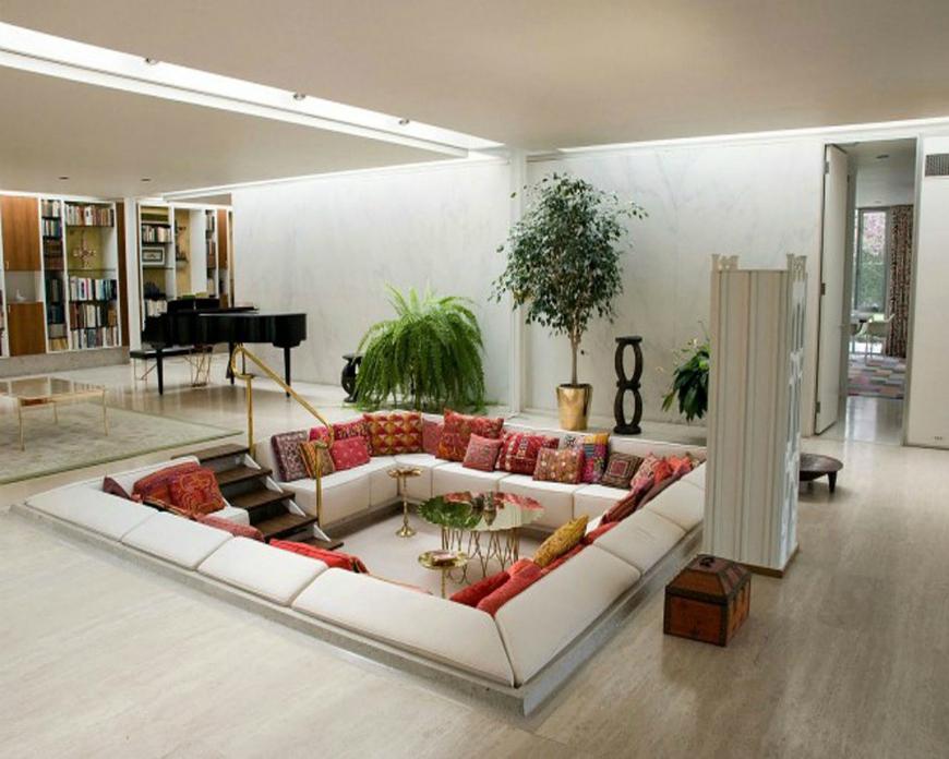 sofas for a family room modern sofas Best Modern Sofas For A Family Room living room inspiration modern sofas