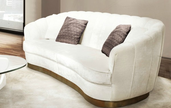 White sofa inspiration: a blank canvas for any sitting room modern sofas Top Minimalist Modern Sofas minimalist modern sofas 6 600x380