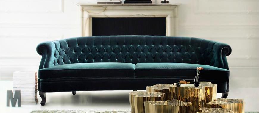 12 Reasons To Love A Blue Sofa – Modern Sofas
