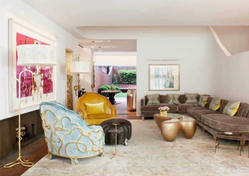 10 Corner Sofa Ideas For A Stylish Small Living Room