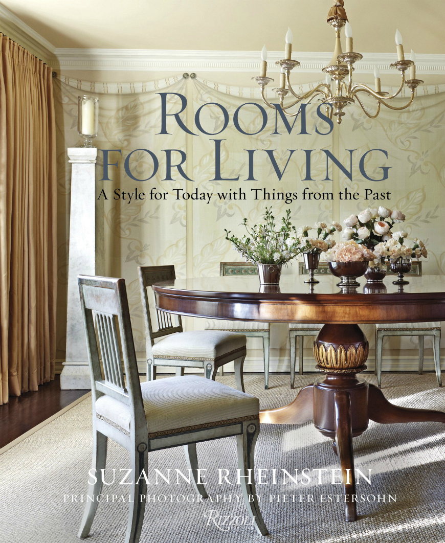 Top 5 Design Books For Your Center Table: Rooms For Living