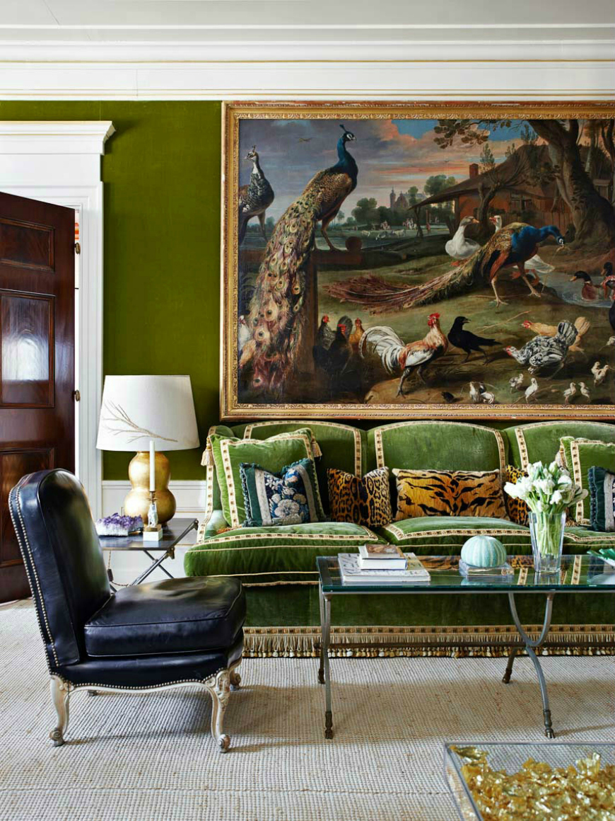 Beautiful Modern Sofas In Celebrity Homes modern sofas Beautiful Modern Sofas In Celebrity Homes tory burch