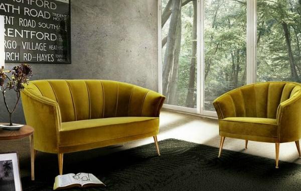 how to style a sofa seasonally