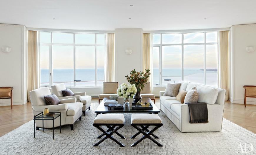 Brilliant Living Room Ideas From Famous Interior Designers