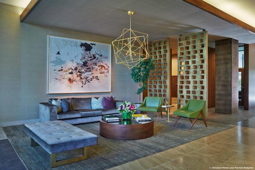 Brilliant Living Room Ideas From AD 100 Interior Designers