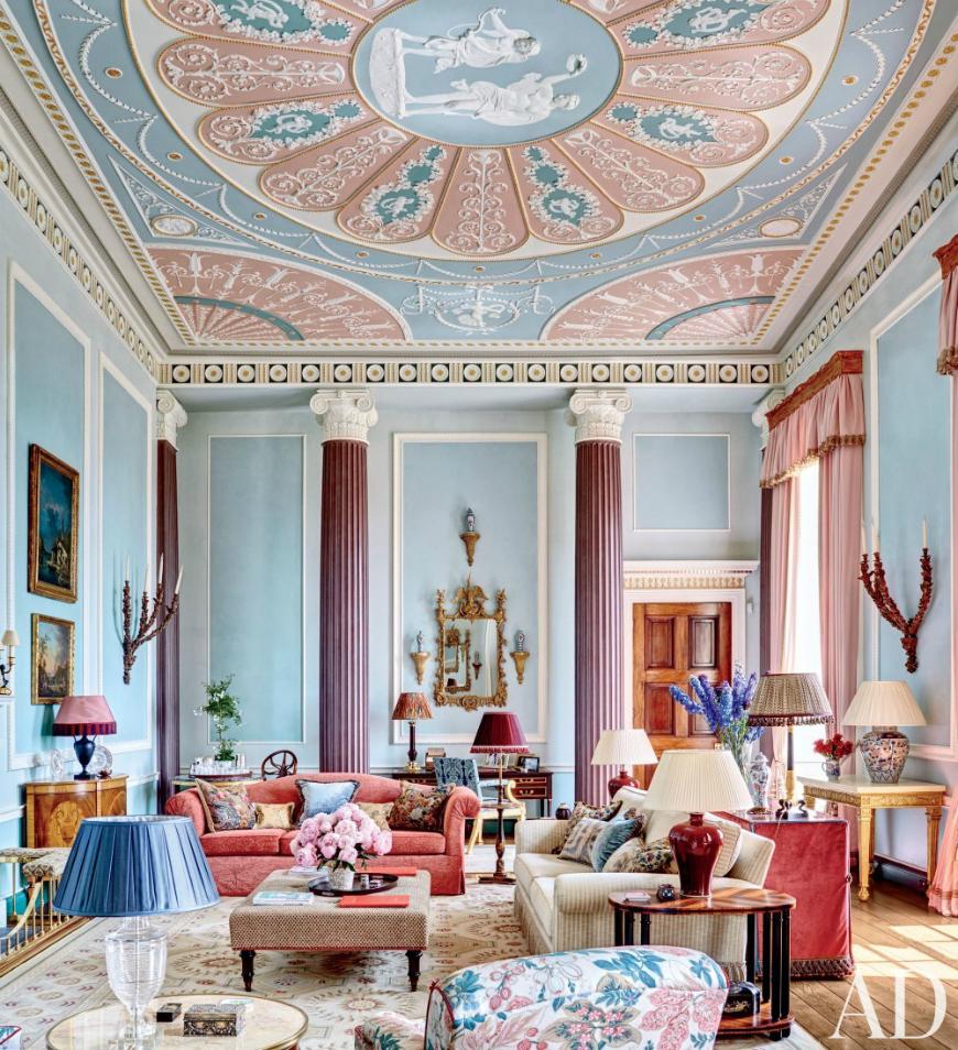 Dreamy Designer Living Room Ideas For This Spring