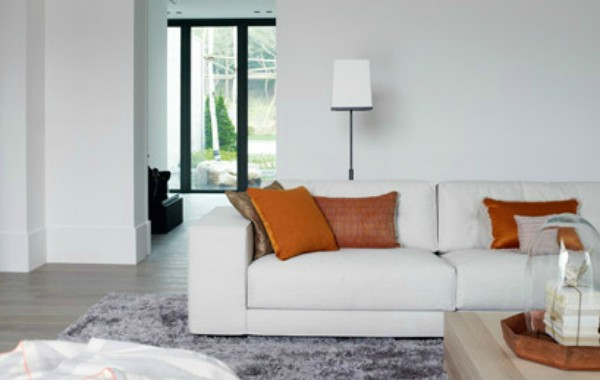 Modern Sofas In Living Room Projects By Piet Boon