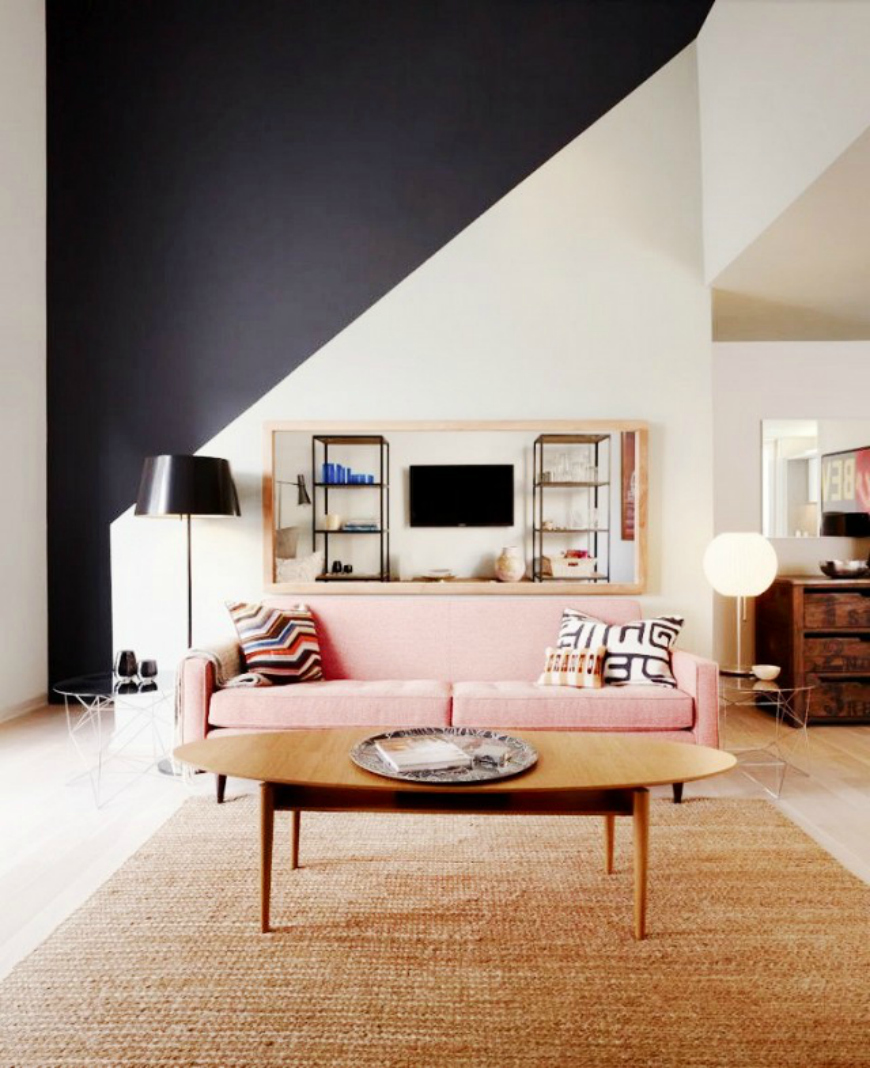 Reasons To Fall In Love With A Pink Modern Sofa