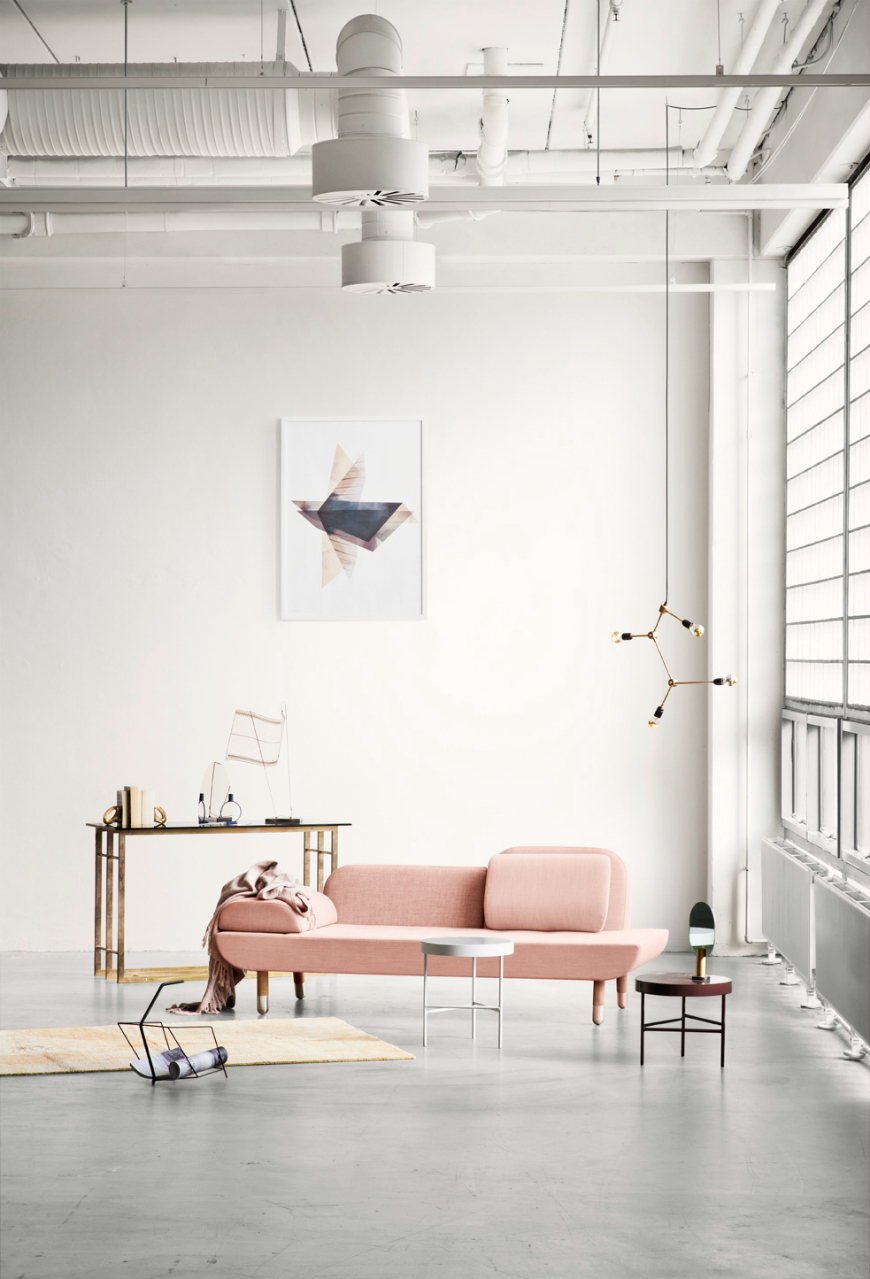 Reasons To Fall In Love With A Pink Sofa