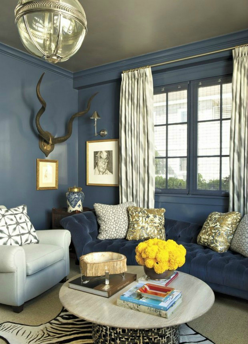 Top 5 - Small Living Room Furniture Set by Kelly Wearstler