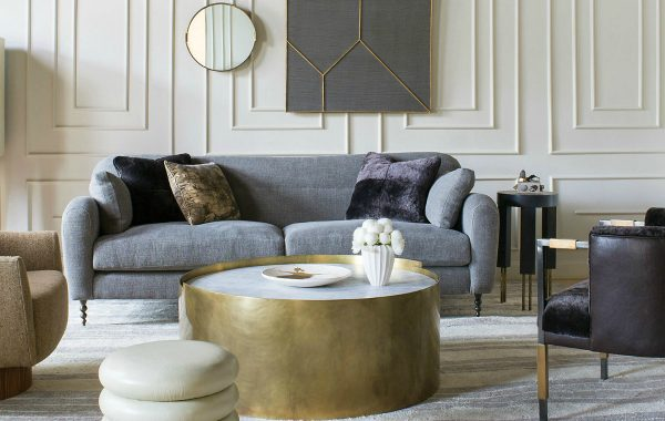 Glamorous Modern Sofas By Kelly Wearstler That Will Delight You