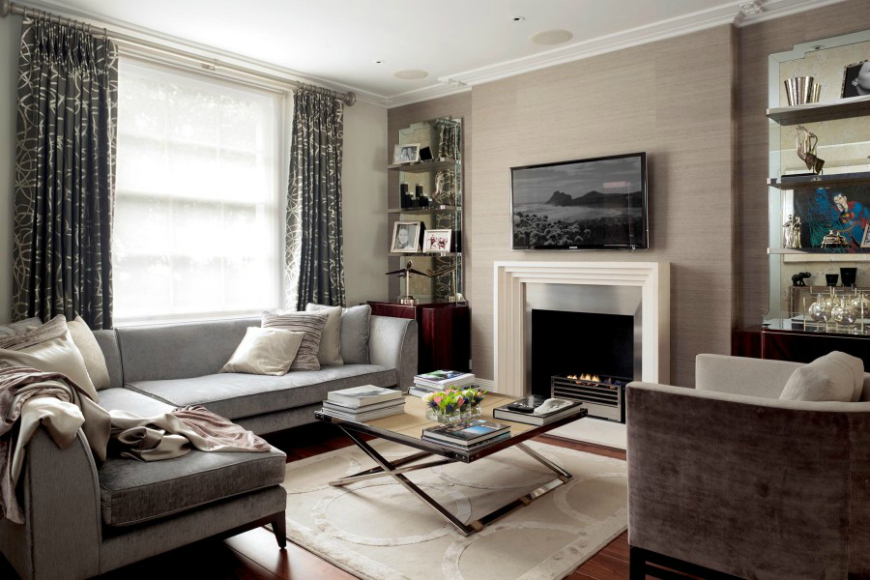 21 Beautiful Reasons That Will Make You Want A Grey Sofa Grey Sofa 21 Beautiful Reasons That Will Make You Want A Grey Sofa Modern Sofas In Living Room Projects By Staffan Tollgard 10