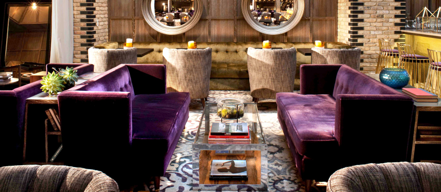 The Most Beautiful Modern Sofas In Hotels