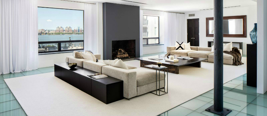 Dazzling Modern Sofas In Luxury Penthouses To Inspire You