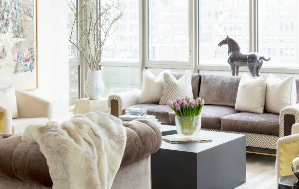 Spectacular Modern Sofas In Living Room Projects By Carlyle Designs