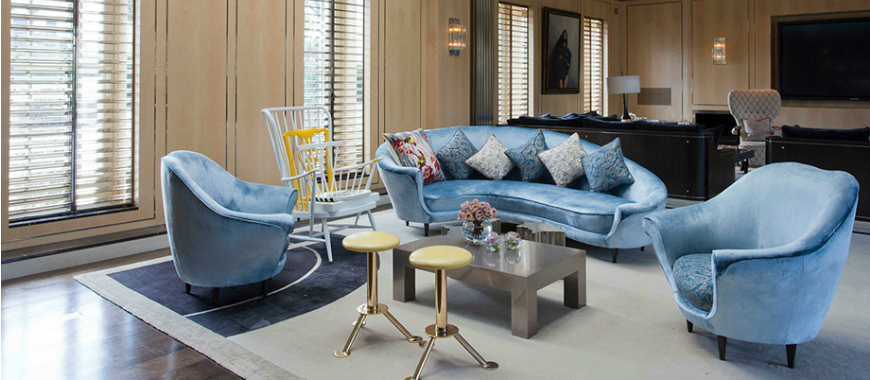 Stylish Modern Sofas In Living Room Projects By Spinocchia Freund