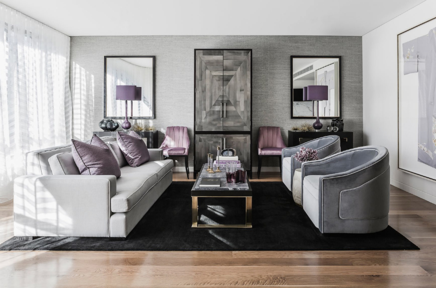 10 Sophisticated Modern Sofas In Living Room Projects By Brendan Wong