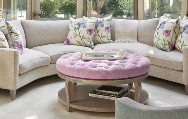 Beautiful Neutral Modern Sofas In Living Room Projects By Deborah Walker