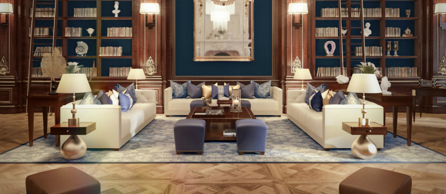 Luxurious Modern Sofas In Living Room Projects By Winch Design