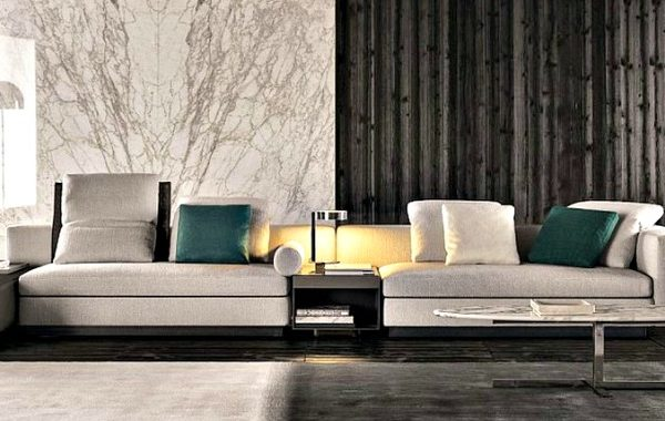 Top 10 Amazing Minotti Living Room Sofa Sets