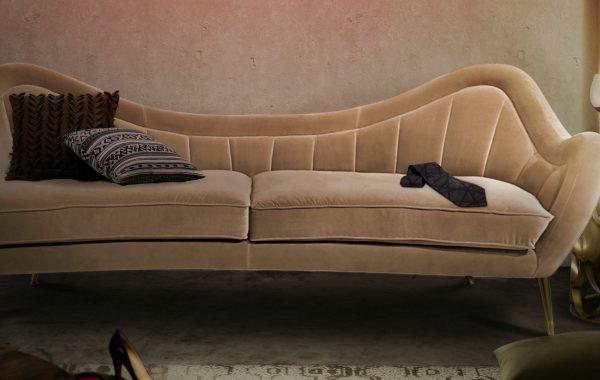10 Neutral Velvet Sofas For An Elegant & Inviting Living Room Set