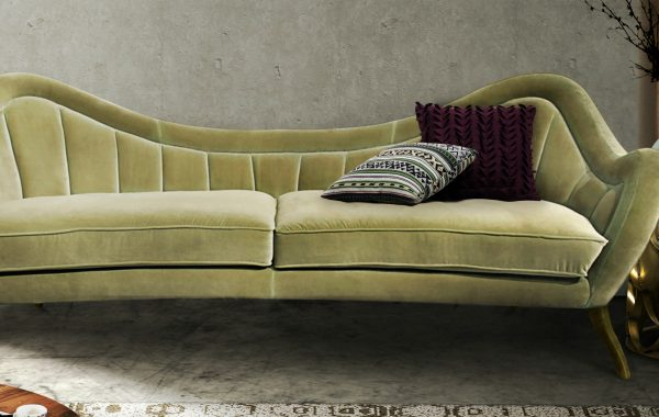 13 Inspiring Curved Modern Sofas That You Will Covet
