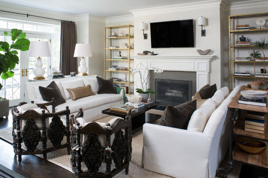 13 Spectacular Living Room Ideas By Wendy Labrum Interiors To Copy
