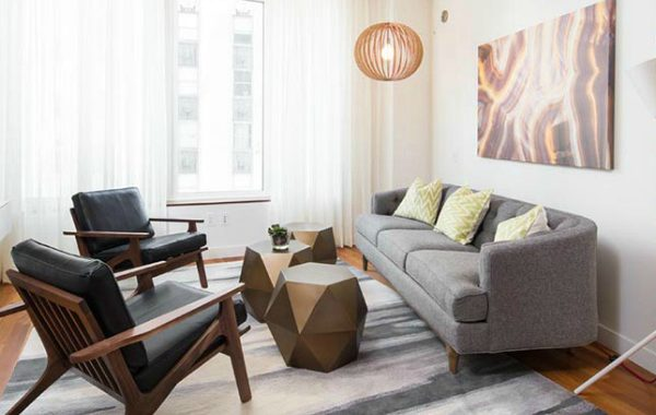 5 Sophisticated Modern Sofas In Living Room Projects By Agency NY