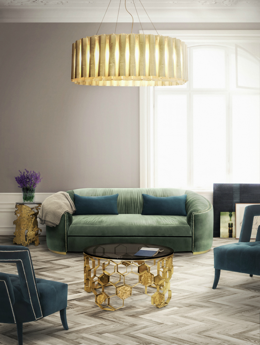 Living Room Sofa And Couch: What's The Difference?