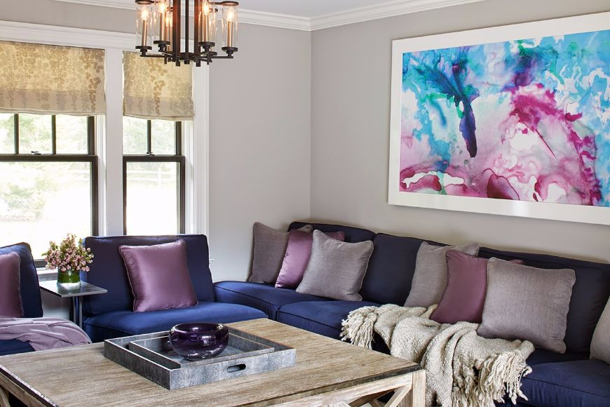 How To Style Pillows In Your Living Room Sofa living room sofa How To Style Pillows In Your Living Room Sofa The Most Sophisticated Living Room Ideas By Birgit Klein Interiors 8