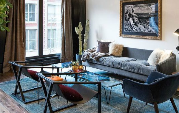 10 Chic Living Room Ideas By B Interior To Inspire You